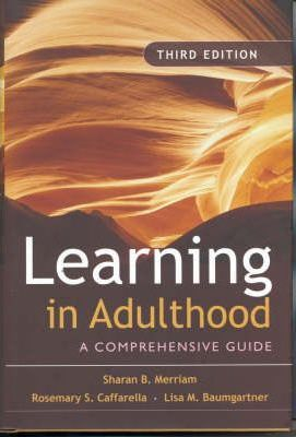 Image of Learning In Adulthood A Comprehensive Guide