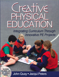 Image of Creative Physical Education : Integrating Curriculum Throughinnovative Pe Projects