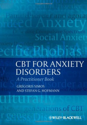 Image of Cbt For Anxiety Disorders : A Practitioner Book