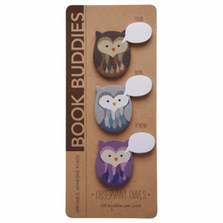 Image of Book Buddies : Owls