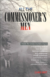 All The Commissioners Men : Inside The Crewe Murders Enquiry