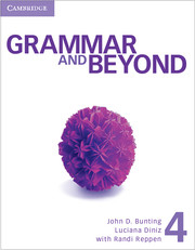 Image of Grammar And Beyond 4 : Student's Book + Writing Skills Interactive Pack