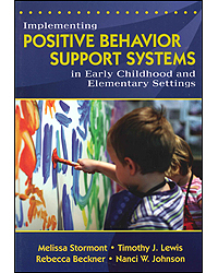 Image of Implementing Positive Behavior Support Systems In Early Childhood And Elementary Settings