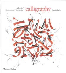 Image of Calligraphy A Book Of Contemporary Inspiration