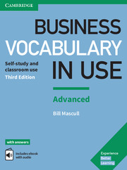Image of Business Vocabulary In Use : Advanced With Answers And Enhanced Ebook