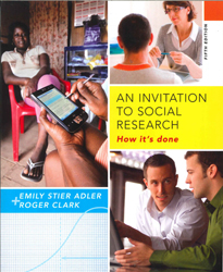 Image of Invitation To Social Research : How It's Done