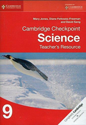 Image of Cambridge Checkpoint Science Teachers Resource 9
