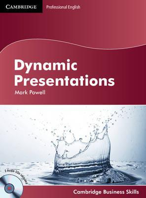 Image of Dynamic Presentations Student's Book With Cds (2)