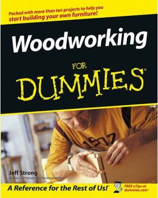 Image of Woodworking For Dummies