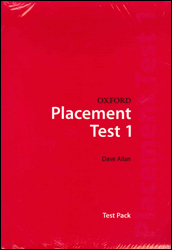 Image of Oxford Placement Test 1 : Test Pack