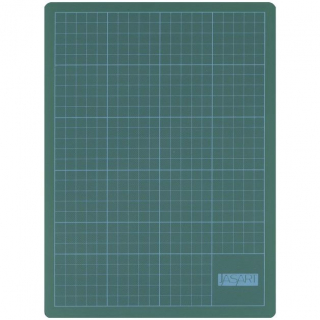 Image of Cutting Mat Accent A4 Green