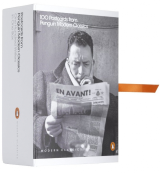 Image of Postcards From Penguin Modern Classics : One Hundred Writersin One Box