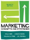 Image of Marketing Concepts & Strategies