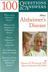 Image of 100 Questions & Answers About Alzheimers Disease