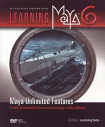 Image of Learning Maya 6 Unlimited Features