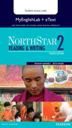 Image of Northstar 2 : Reading And Writing : Student Etext With Myenglishlab