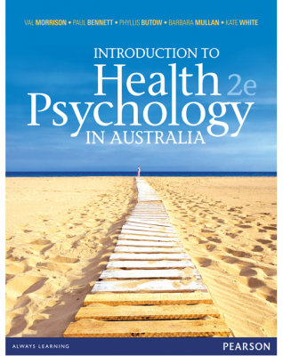 Image of Introduction To Health Psychology In Australia