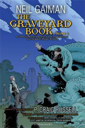 Image of Graveyard Book : Graphic Novel : Part 2