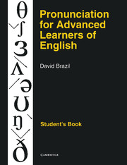 Image of Pronunciation For Advanced Learners Of English : Students Book