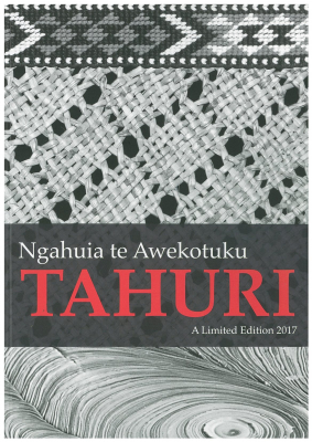Image of Tahuri : A Limited Edition 2017