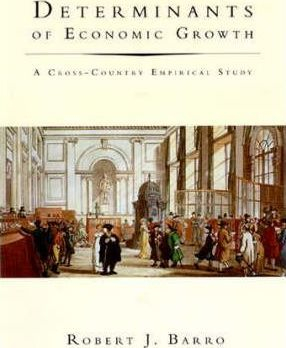 Image of Determinants Of Economic Growth A Cross Country Empirical Study