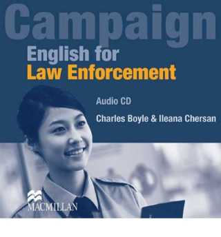Image of English For Law Enforcement : Audio Cds (2)
