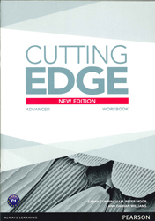 Image of Cutting Edge Advanced : Workbook Without Key