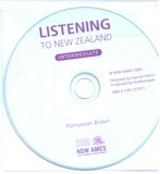 Image of Listening To New Zealand : Intermediate Cd
