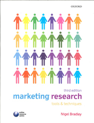 Image of Marketing Research : Tools And Techniques