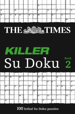 Image of The Times Killer Su Doku Book 2