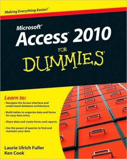 Image of Access 2010 For Dummies