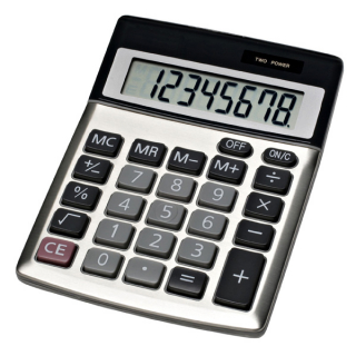 Image of Calculator Jastek Compact Metal