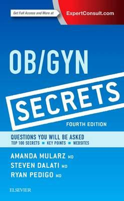 Image of Ob/gyn Secrets