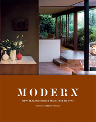 Image of Modern : New Zealand Homes From 1938 To The 1977