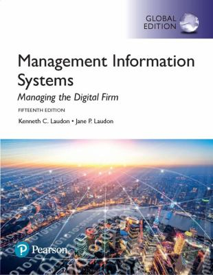 Image of Management Information Systems : Managing The Digital Firm
