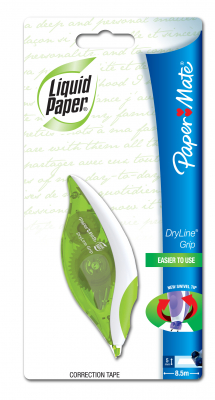 Image of Correction Tape Liquid Paper Dryline Grip