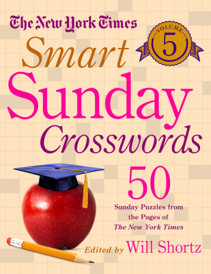 Image of New York Times Smart Sunday Crosswords Volume 5