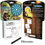 Image of Game Squiggle Dinosaurs