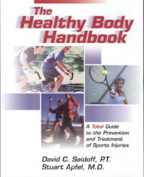 Image of Healthy Body Handbook A Total Guide To The Prevention & Treatment Of Sports Injuries