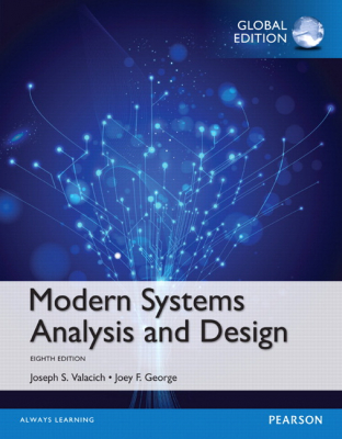 Image of Modern Systems Analysis And Design