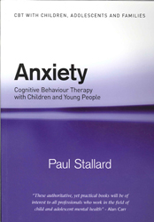 Image of Anxiety Cognitive Behaviour Therapy With Children & Young People