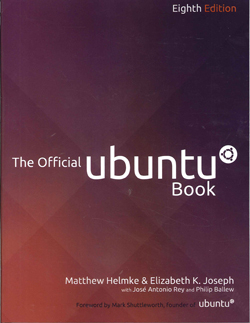 Image of Official Ubuntu Book