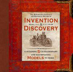 Image of Invention & Discovery : Containing 5 Extraordinary And Illuminating Models To Make