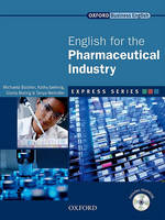 Image of English For Pharmaceutical Industry Student Book & Multi-rompack
