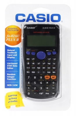Image of Calculator Casio Fx-82au Plus Ii