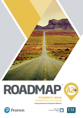 Image of Roadmap A2+ : Students' Book With Digital Resources + Mobilepractice App