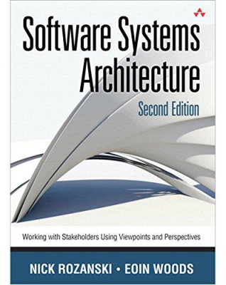 Image of Software Systems Architecture : Working With Stakeholders Using Viewpoints And Perspectives