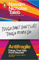 Image of Antifragile : Things That Gain From Disorder