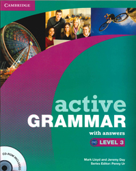 Active Grammar : Level 3 : With Answers : With Cd-rom