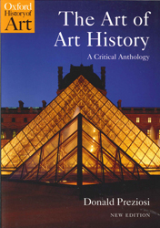 Image of Art Of Art History : A Critical Anthology